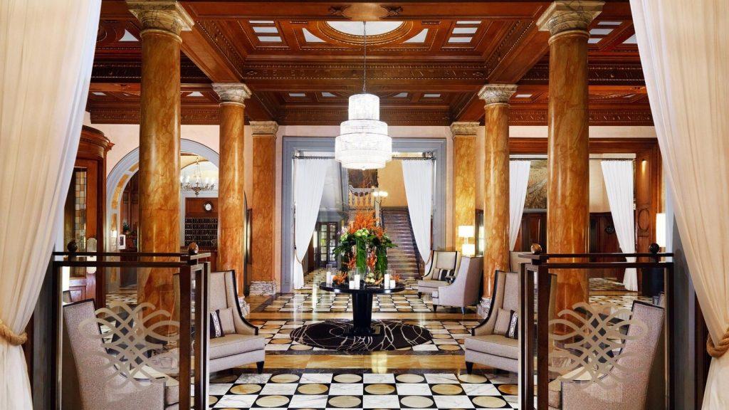 Lobby Mit Sitzecke Florenz 2