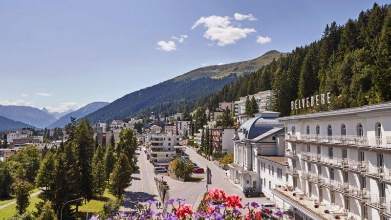 Steigenberger Hotel Davos View Cropped