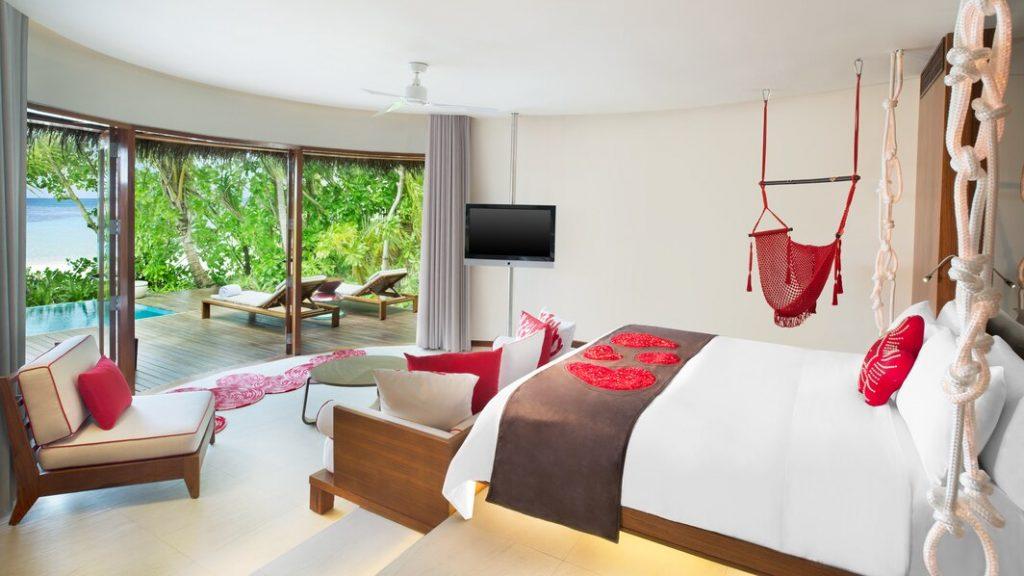Strandvilla W Maledives