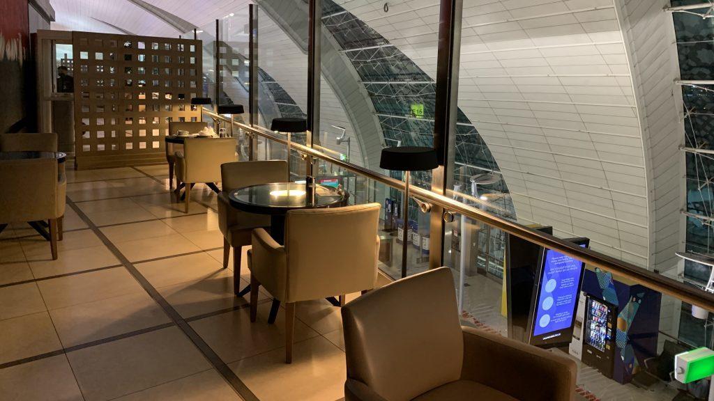 Terrace Lounge Dubai Buffet Tische 2 1024x576