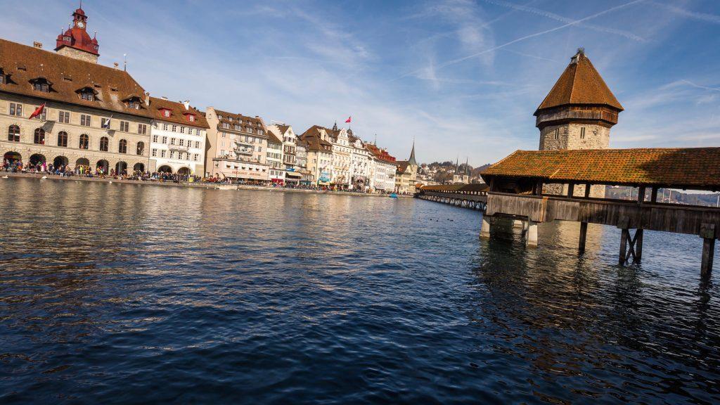 Luzern Rekordsommer 2020
