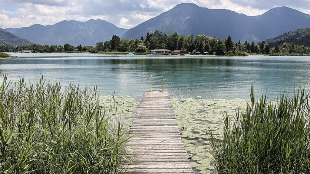 Bachmair Weissach Spa & Resort Steg