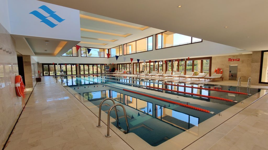 Cap Vermell Grand Hotel Mallorca Country Club Indoor Pool 2 1024x575