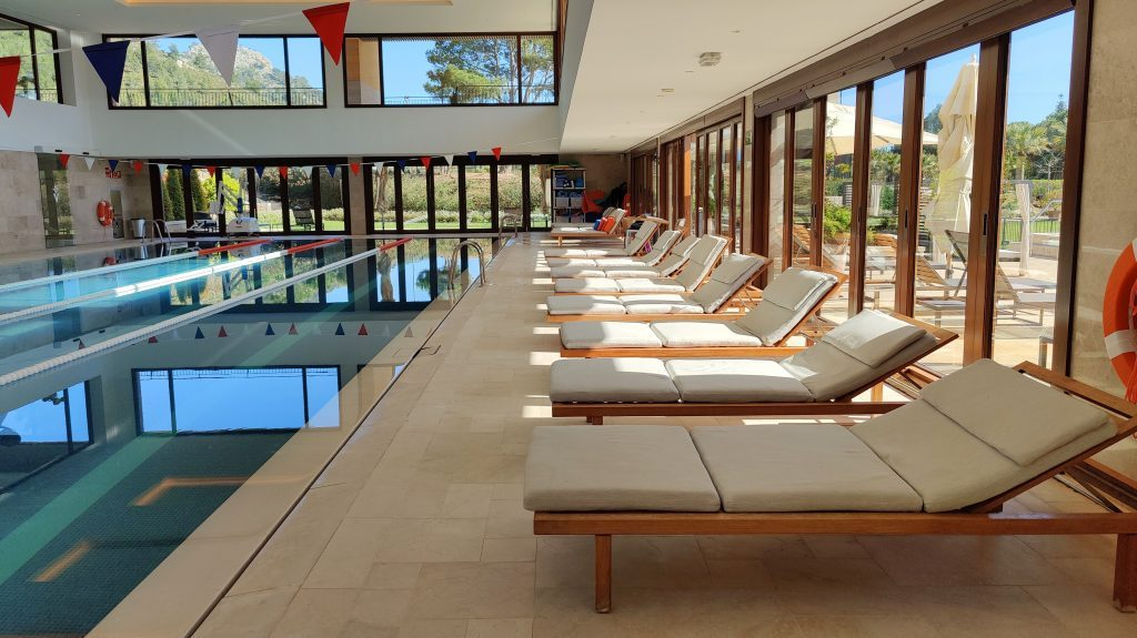 Cap Vermell Grand Hotel Mallorca Country Club Indoor Pool 4 1024x575