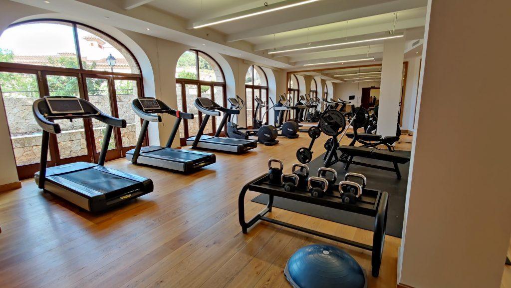 Cap Vermell Grand Hotel Mallorca Fitness 1024x577