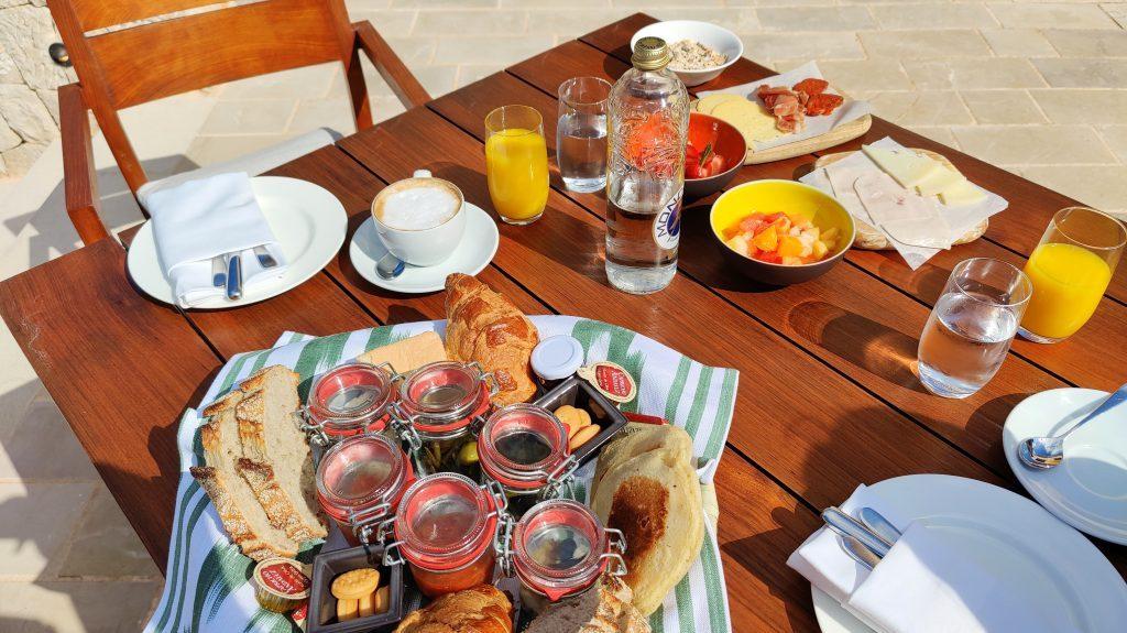 Cap Vermell Grand Hotel Mallorca Frühstück 1024x575