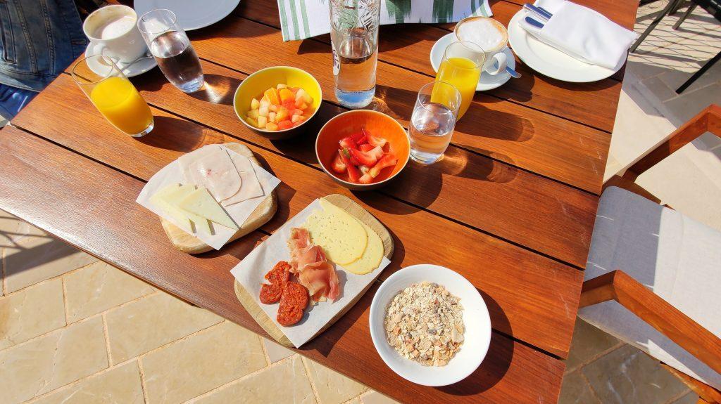 Cap Vermell Grand Hotel Mallorca Frühstück 3 1024x575