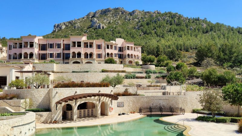 Cap Vermell Grand Hotel Mallorca Pool 3