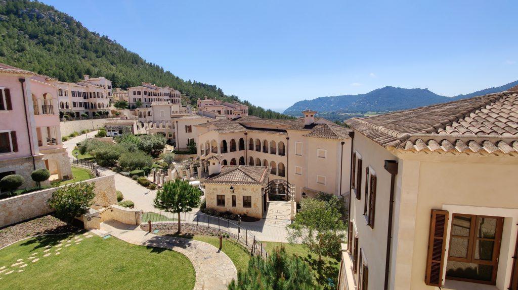 Cap Vermell Grand Hotel Mallorca Zimmer Ausblick 1024x575