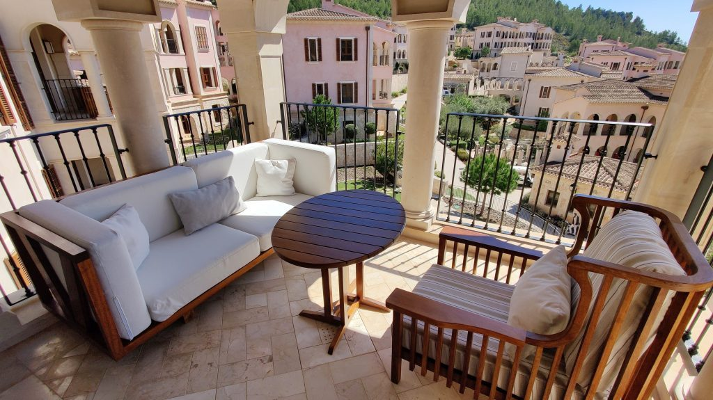 Cap Vermell Grand Hotel Mallorca Zimmer Balkon 1024x575