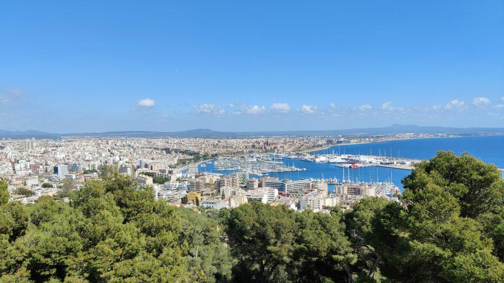 Castell De Bellver Palma De Mallorca Ausblick 1024x575 1