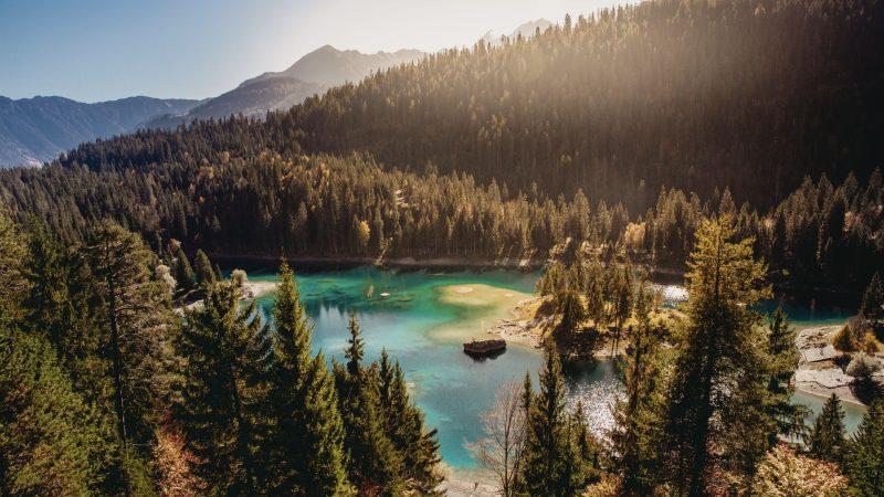Die schönsten Orte in der Schweiz 10 AusflugstippsCaumasee