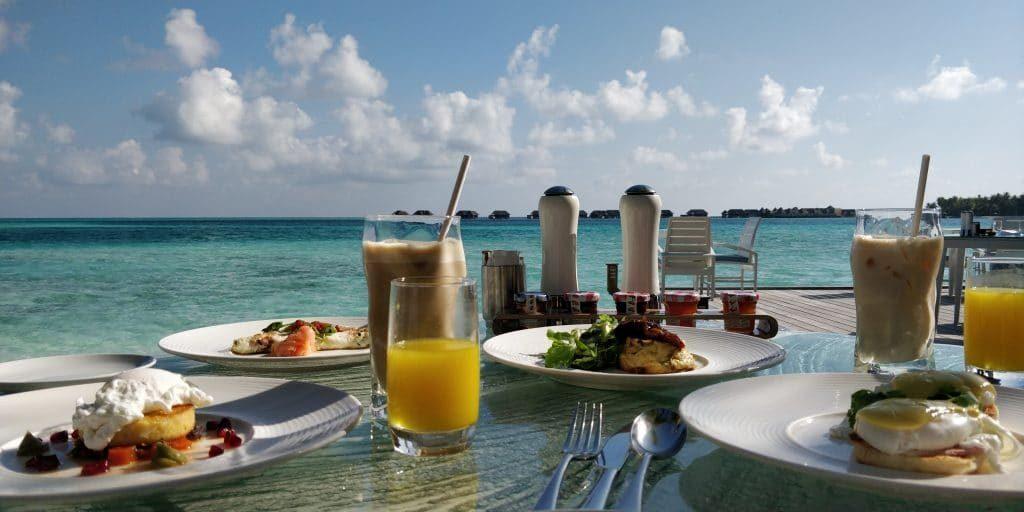 Conrad Malediven Frühstück 1024x512