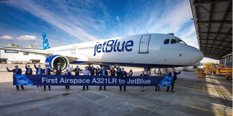 Jetblue Airways Airbus A321LR