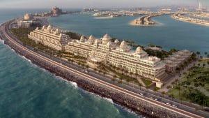 Raffles Dubai Resort The Palm, Hotel