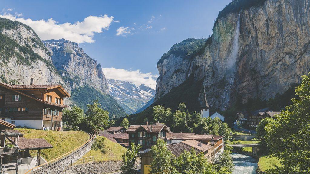 Lauterbrunnen Schweiz