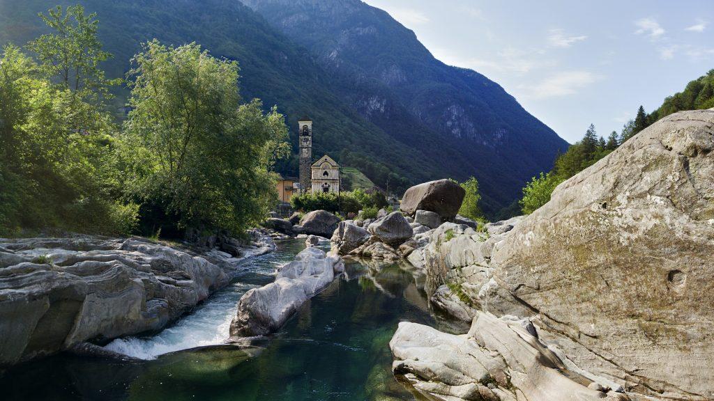 Lavertezzo Schweiz