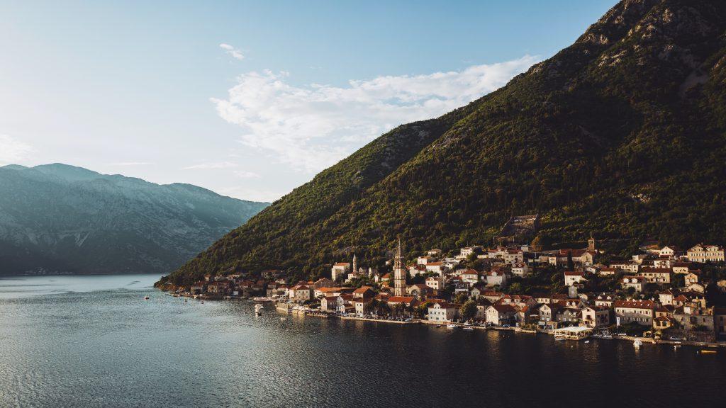 Montenegro Pfingsten