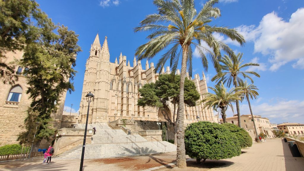 Palma De Mallorca Kathedrale 1 1024x575