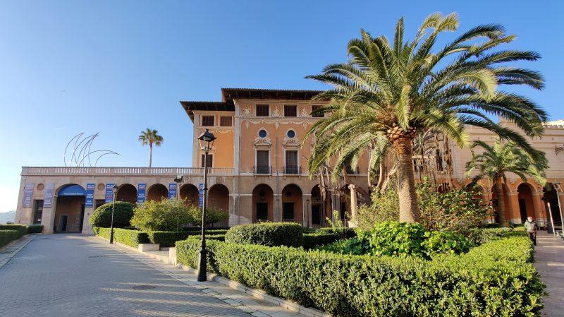 Parlament De Les Illes Balears Palma De Mallorca