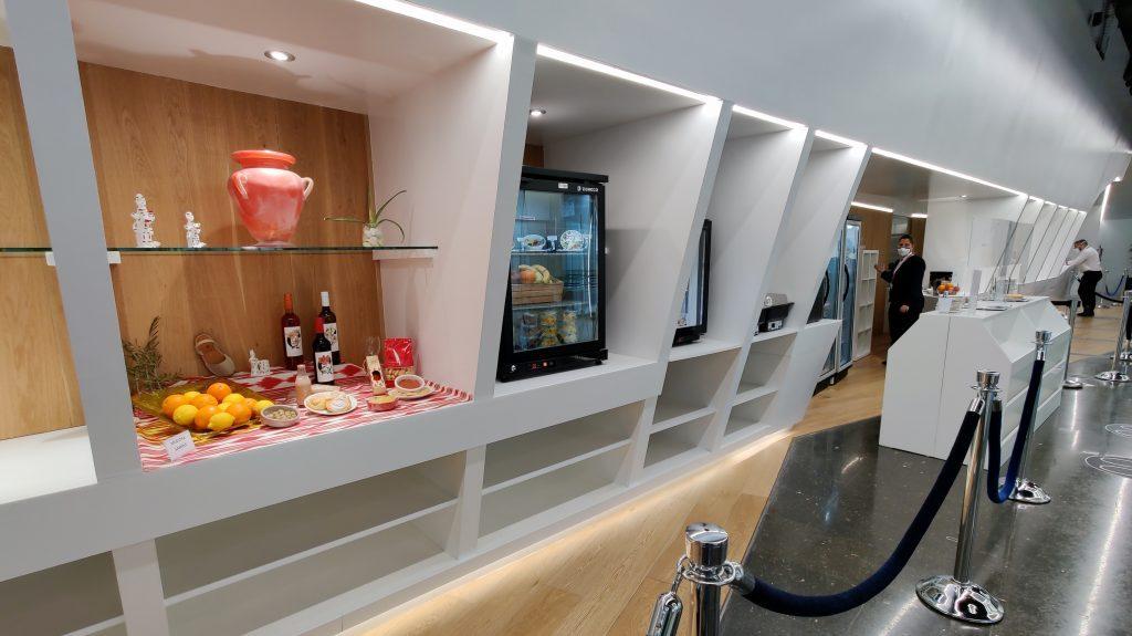 Sala VIP Valldemossa Mallorca Buffet 4 1024x575