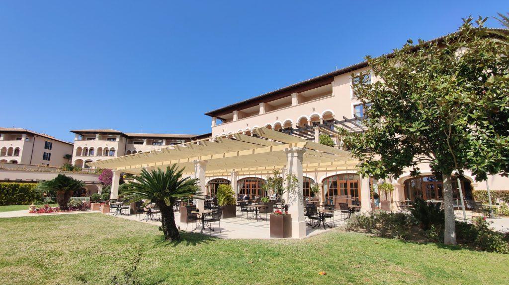 The St. Regis Mardavall Resort Mallorca Gelände 4 1024x575