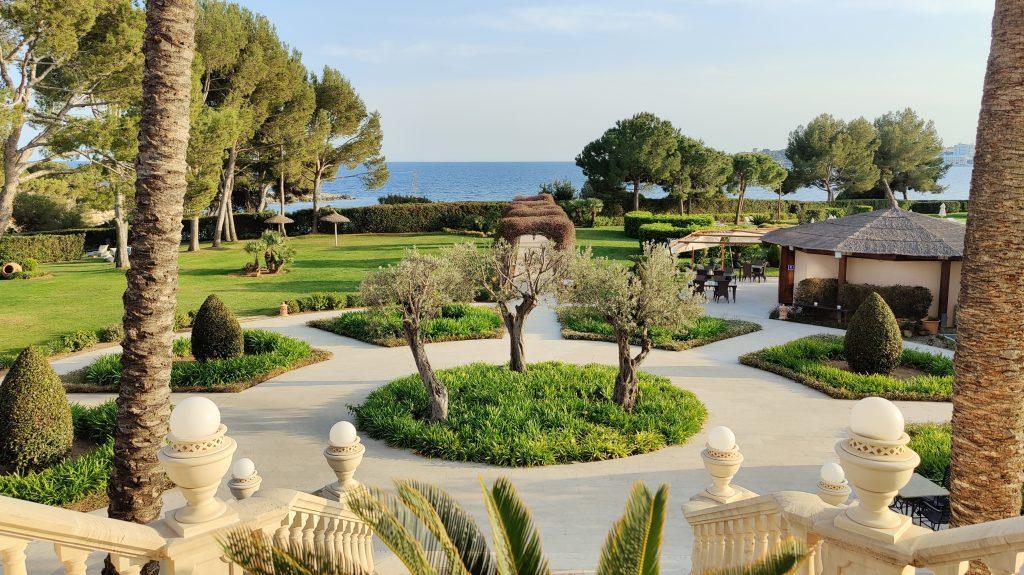 The St. Regis Mardavall Resort Mallorca Gelände 7 1024x575