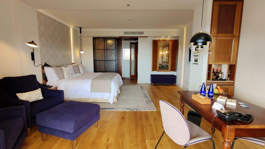 The St. Regis Mardavall Resort Mallorca Junior Suite 10 1024x577