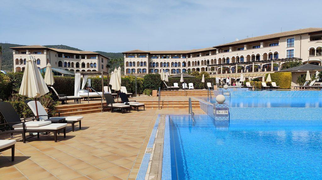 The St. Regis Mardavall Resort Mallorca Pool 10 1024x575