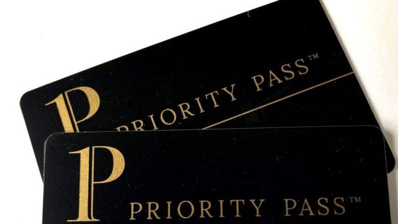 Priority Pass Karten Cropped
