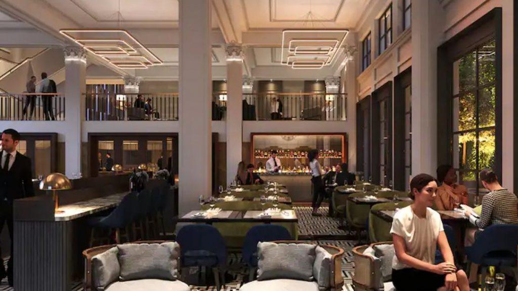 Restaurant Hilton