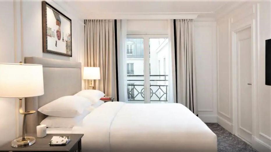 Zimmer Paris