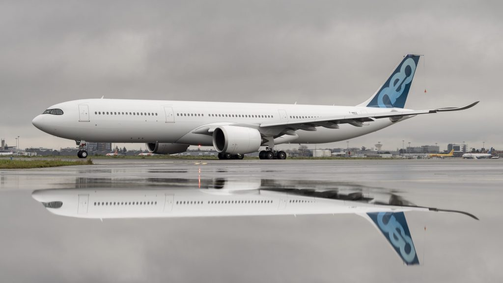 Airbus A330 900 A330neo