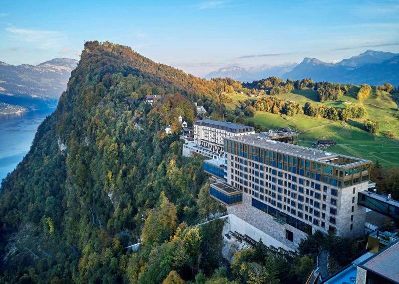 Bürgenstock Hotel Resort Lucerne Schweiz