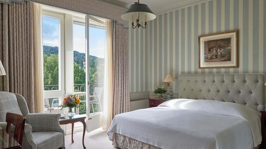 Brenners Park Hotel Zimmer