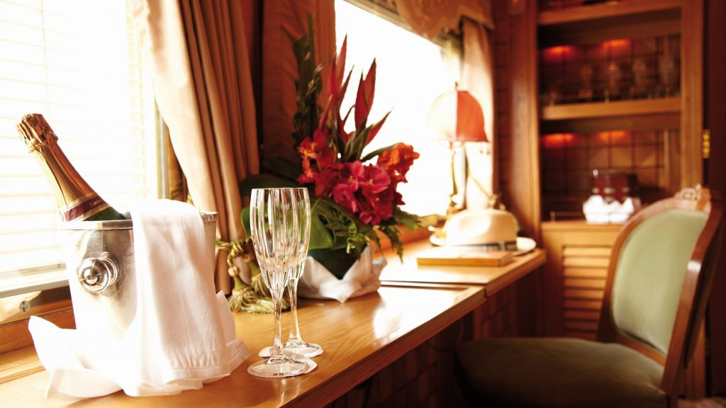 Belmond Eastern and Oriental Express Room Service