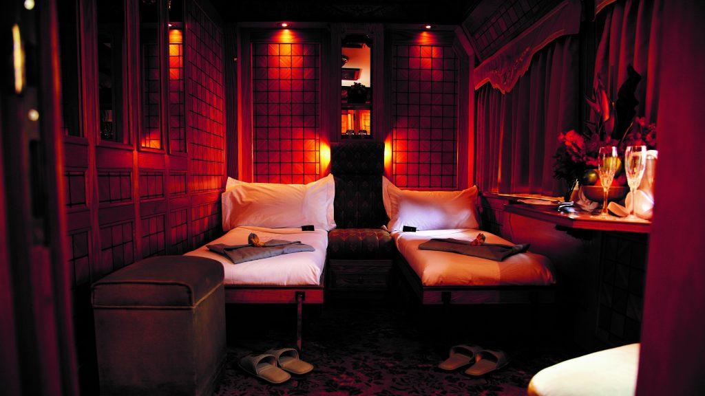Belmond Eastern and Oriental Express Doppelzimmer