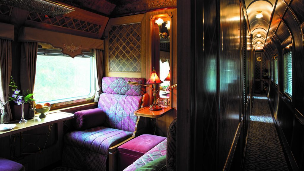 Belmond Eastern and Oriental Express State Cabin