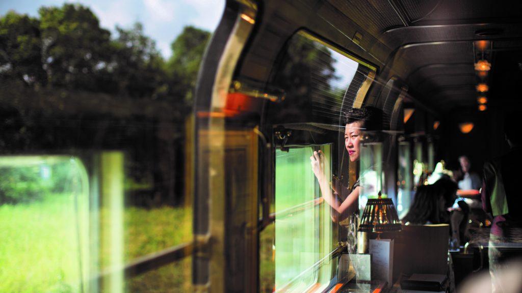 Luxuszugreise mit dem Belmond Eastern and Oriental Express Panorama-Ausblick
