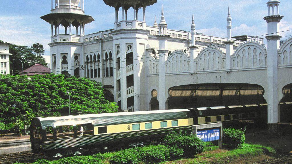 Luxuszugreise mit dem Belmond Eastern and Oriental Express auf der Route nach Kuala Lumpur