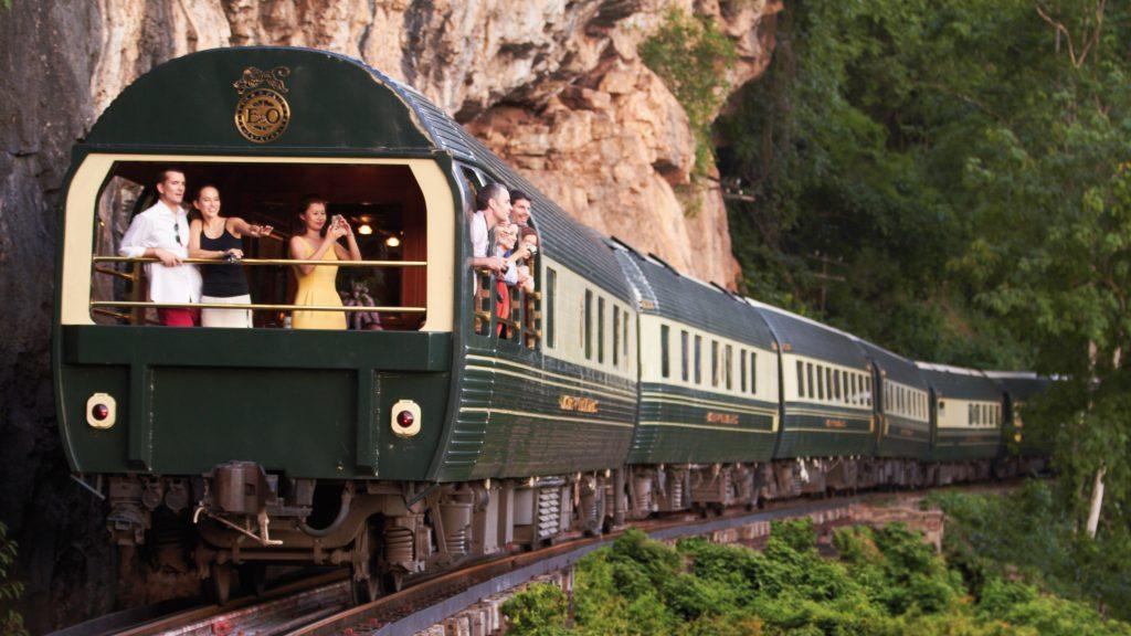 Luxuszugreise mit dem Belmond Eastern and Oriental Express