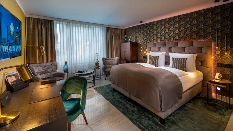 Hotel Palace Berlin Business Premium Zimmer