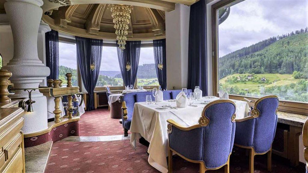 Hotel Tonbach Traube Restaurant