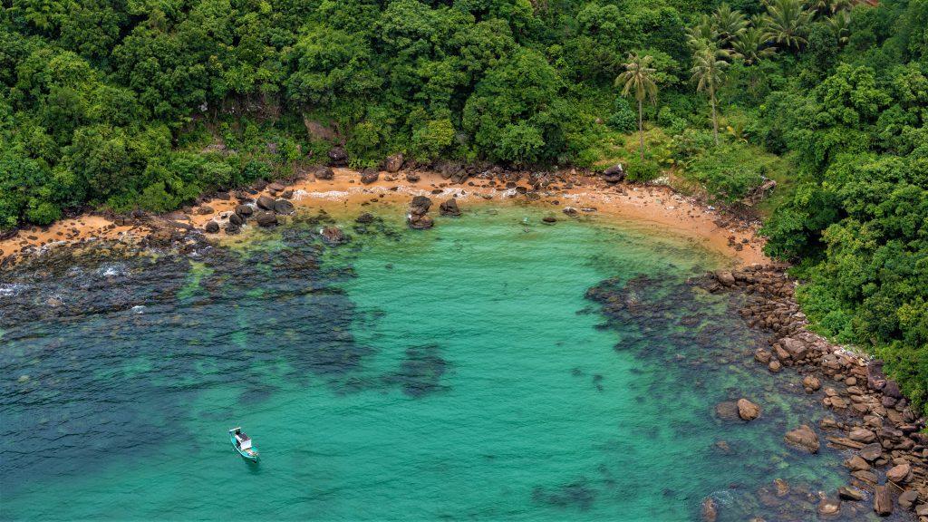 Phu Quoc Bucht