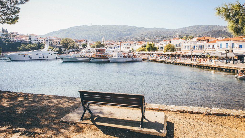 Skiathos Greece Griechenland 1024x576