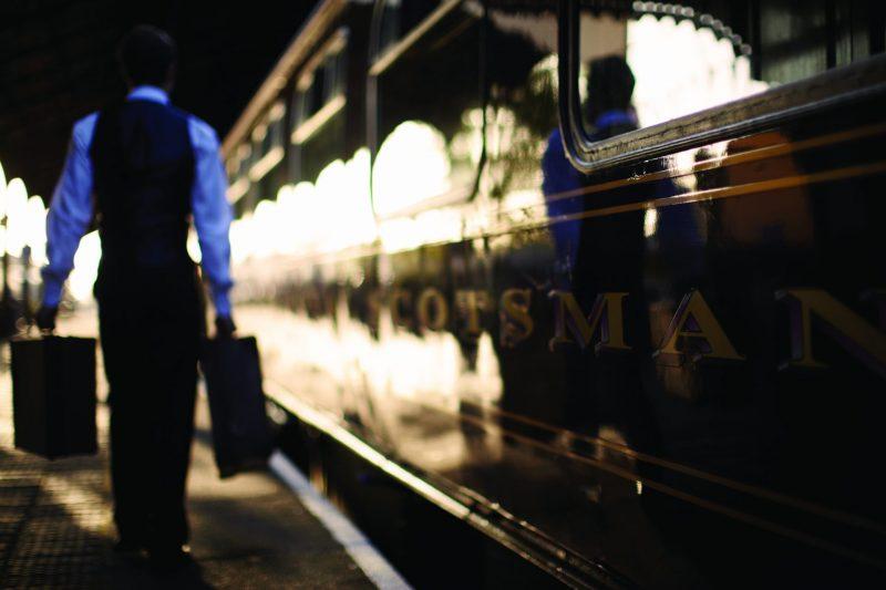 Der Luxuszug Royal Scotsman von Belmond