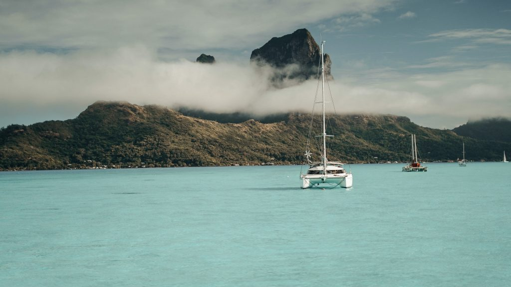 Tahiti Reise