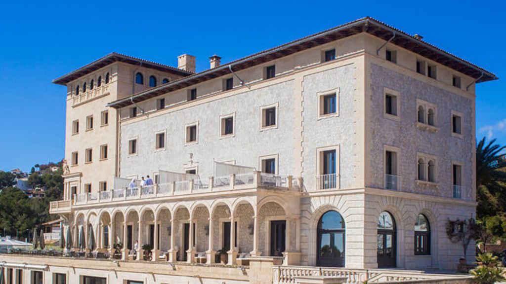Hospes Maricel And Spa Hotel Mallorca Ansicht (1)