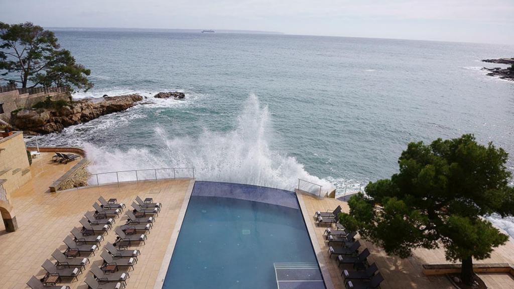 Hospes Maricel And Spa Hotel Mallorca Infinity Pool