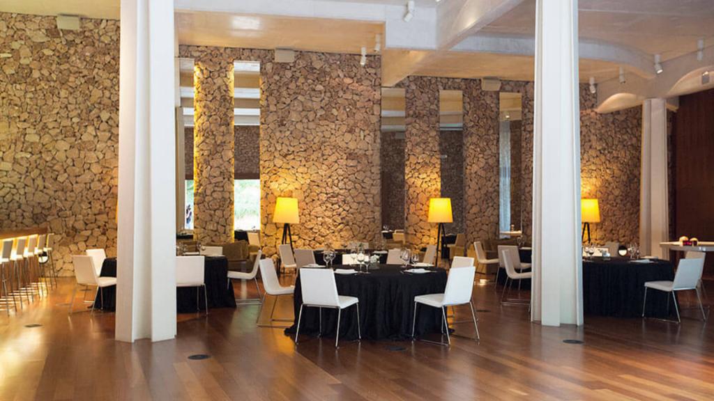 Speisesaal im Hospes Maricel & Spa Hotel